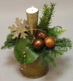Kerst arrangement  16-53