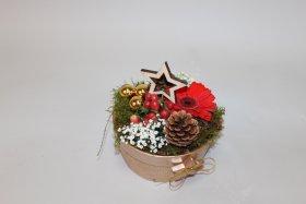 Kerst arrangement 16-48