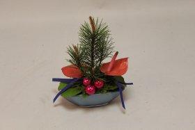 Kerst arrangement 16-51