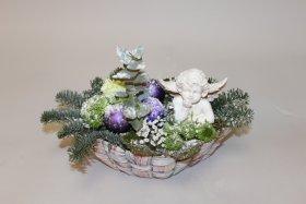Kerst arrangement 16-52