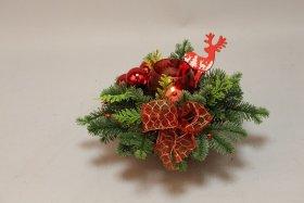 Kerst arrangement 16-46