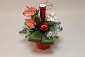 Kerst arrangement 16-44