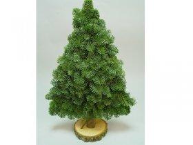 Mounted Christmas trees