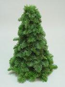 Kerst boompjes gemonteerd